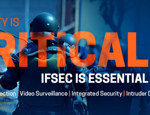 Let's talk at IFSEC 2019!